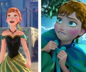 beautiful, frozen, and movie image