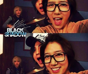 jang geun suk, park shin hye, and you're beautiful image