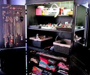 closet, diy, and home image