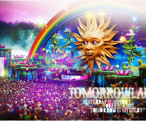 Tomorrowland and Dream image