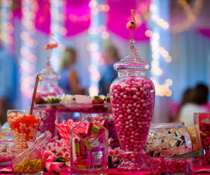 candy, pink, and sweet image