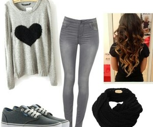 fashion, girly, and hipster image