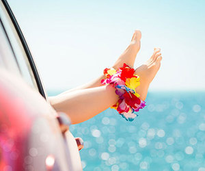 inspiration, sea, and summer image