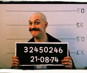 bronson and moustache image