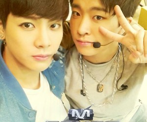 got7, jackson wang, and choi youngjae image