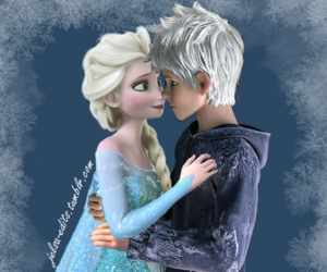76 images about jack frost with elsa on we heart it see more elsa jelsa and love image thecheapjerseys Choice Image