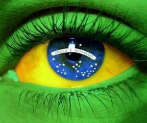 brazil, flag, and cup image