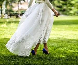olivia palermo, fashion, and wedding image
