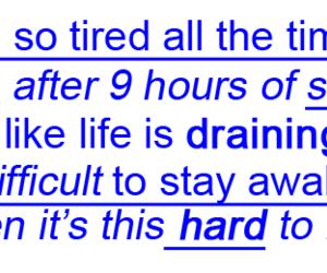 hard, life, and live image