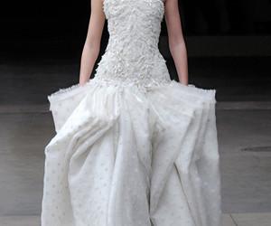 Alexander McQueen and runway image