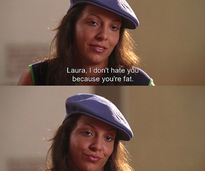 mean girls, fat, and funny image