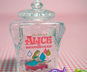 alice in wonderland, alice, and perfume image