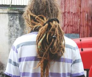 dreads, hair, and boy image