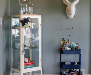furniture, glass, and home decor image