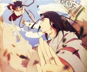 anime, japan, and tenten image