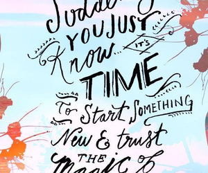 quotes, magic, and time image