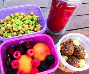 healthy, fit, and food image