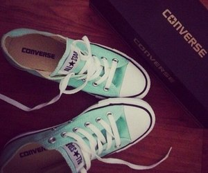 shoes, converse, and fashion image