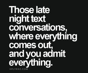 everything and text image