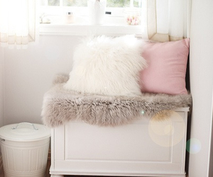 bedroom, ikea, and white image