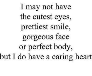heart, quote, and smile image