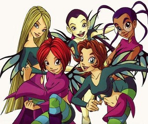 witch and w.i.t.c.h. image