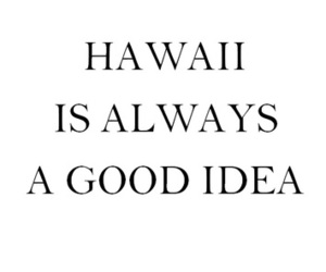 hawaii, quotes, and summer image