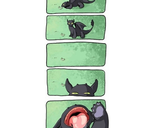 how to train your dragon image