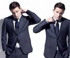 actor, channing, and man image