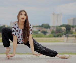 ballet, dancer, and happy image