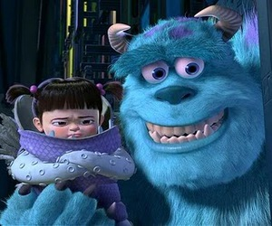 boo, monsters inc, and monster image