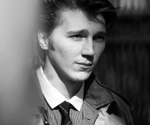 black and white, love, and paul dano image