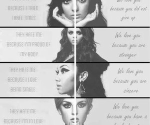 little mix, dont worry, and sad image