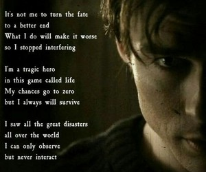 ian somerhalder and poetry image