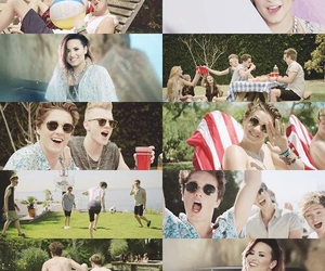 Collage and the vamps image