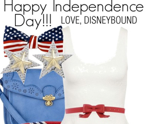 america, Amerika, and independence day image