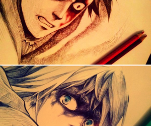 drawings, snk, and attack on titan image