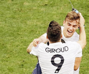 football, world cup, and antoine griezmann image