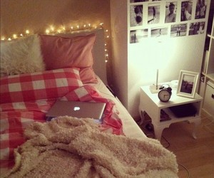 apple, room, and pink image