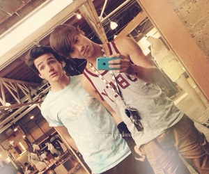 taylor caniff, aaron carpenter, and magcon boys image