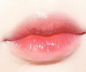 lips, pink, and makeup image