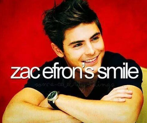 smile and zac image