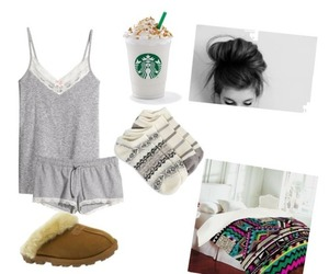 imagine, lazy day, and outfit image
