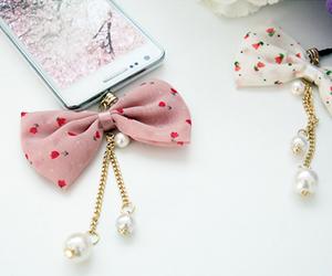 bow, ribbon, and cute image