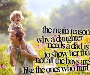 baby, daughter, and quote image