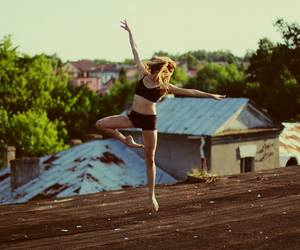 ballet, body, and dance image