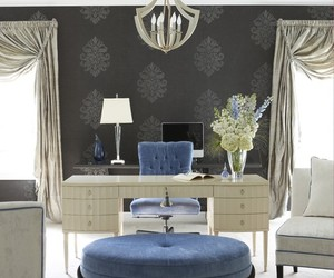white room, modern style, and cool designs image