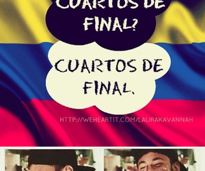 colombia and world cup image