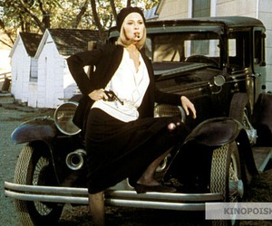 bonnie and clyde and movie image