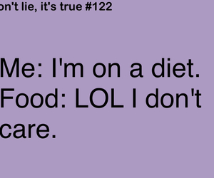 post, true, and i love food image